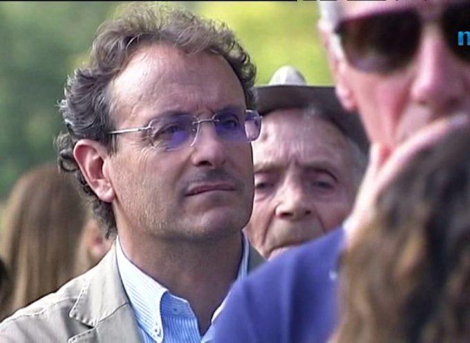 """Gramolazzo, inaugurata la """"nuova"""" sponda del lago"""