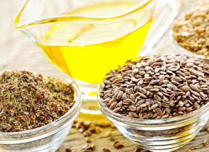 Olio di semi di lino: benefici dell'antiossidante naturale