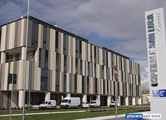 L'Azienda USL Toscana nord ovest risponde all'interrogazione sull'ospedale San Luca di Lucca