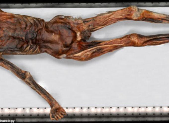 19 Settembre 1991, si scopre Oetzi, la Mummia del Similaun