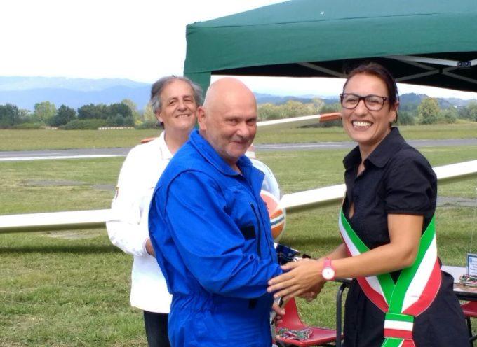 FESTA DELL'ARIA, FILIPPINI E DICIOTTI VINCONO LE GARE DEL CAMPIONATO ITALIANO DI ACROBAZIA IN ALIANTE