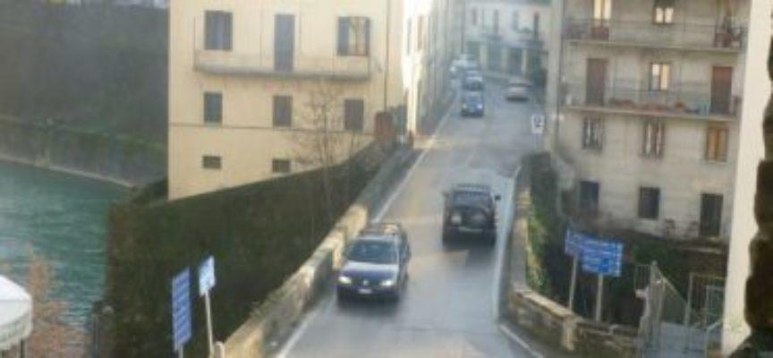 Castelnuovo, chiuso il Ponte Nuovo dal 3 al 22 ottobre