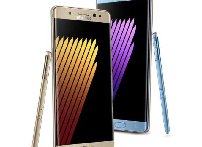 """Samsung richiama tutti i Galaxy Note 7: """"Pericolo di incendio"""""""