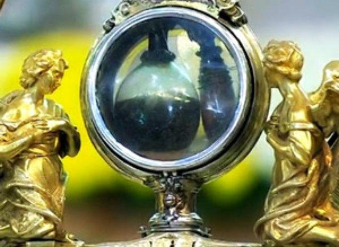 il santo del giorno, 19 settembre San Gennaro
