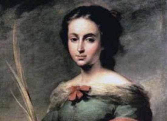 il santo del giorno, 7 settembre Santa Regina di Alise
