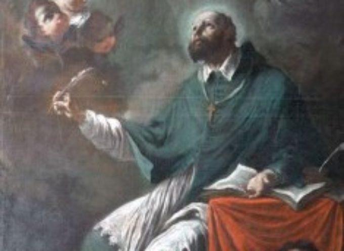 il santo del giorno 17 settembre SAN ROBERTO BELLARMINO