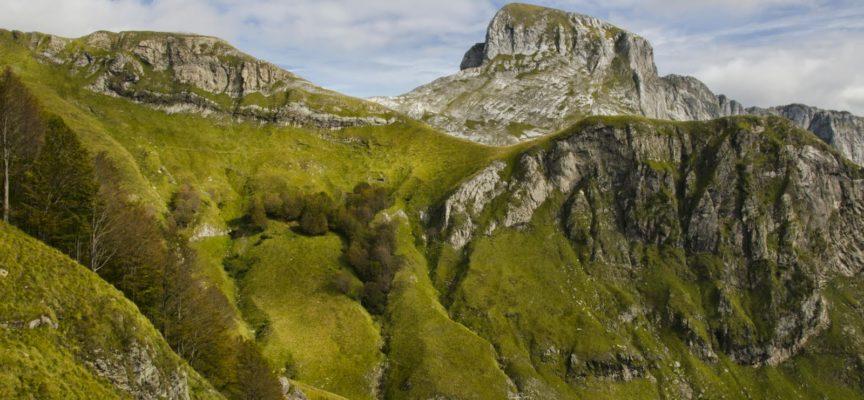 Il Monte Sumbra e le marmitte dei giganti.Luoghi meravigliosi abitati da personaggi leggendari
