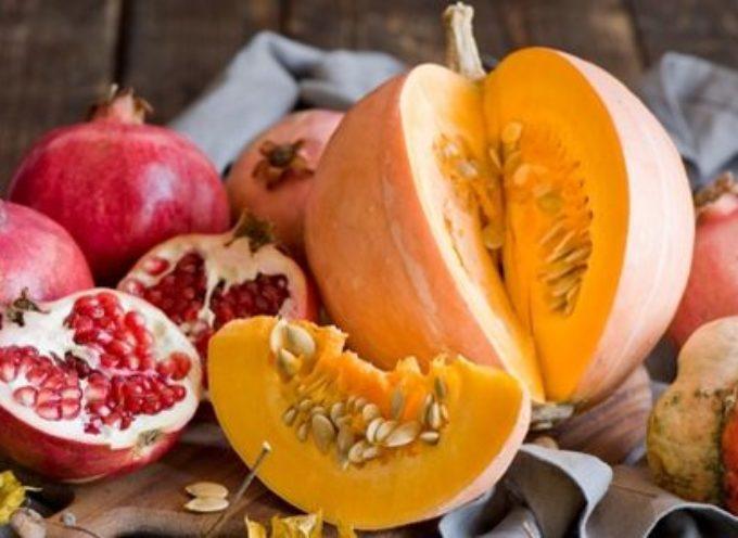 CIBI SUPER NUTRIENTI CHE CI OFFRE L'AUTUNNO