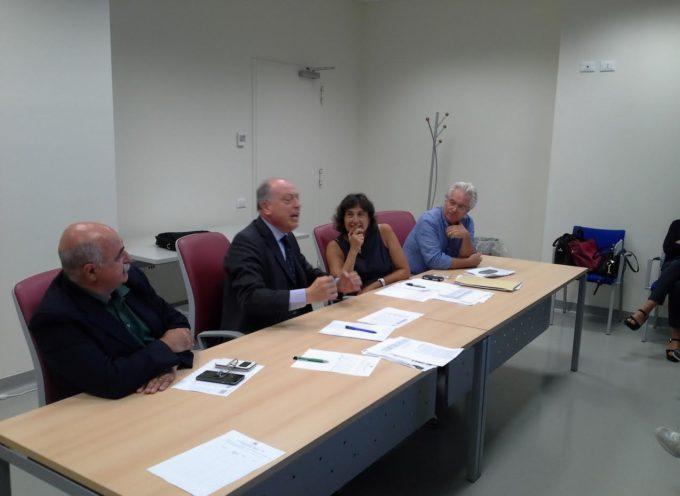 L'appuntamento, voluto dal sindaco Alessandro Tambellini, è servito a fare il punto sull'attività svolta nell'ospedale,