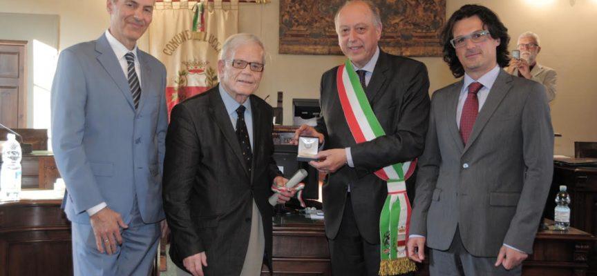 Conferita la cittadinanza onoraria a Yves Gérard, massimo studioso di Boccherini