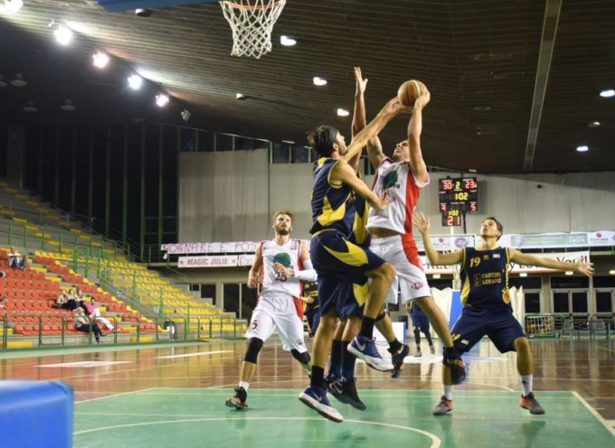 La Geonova batte anche Legnaia e si qualifica per la Final Four di Coppa Toscana