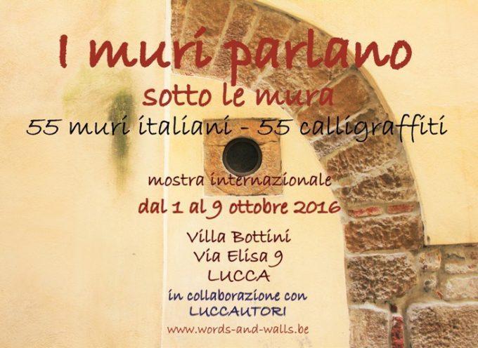 LuccAutori: SI apre oggi le tre mostre a Villa Bottini