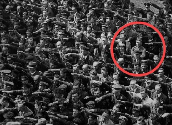 L'uomo Che Si Rifiutò Di Salutare Hitler: Ecco Cosa C'è Dietro La Famosa Foto…