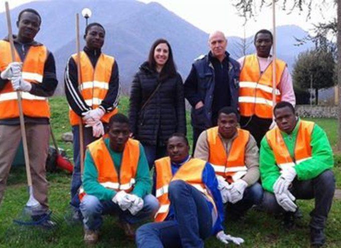 Progetti per i richiedenti asilo, ospitati a  BORGO A MOZZANO