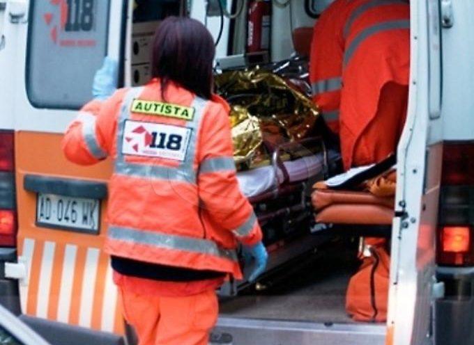 Versilia –  anziano tampona un'auto e muore