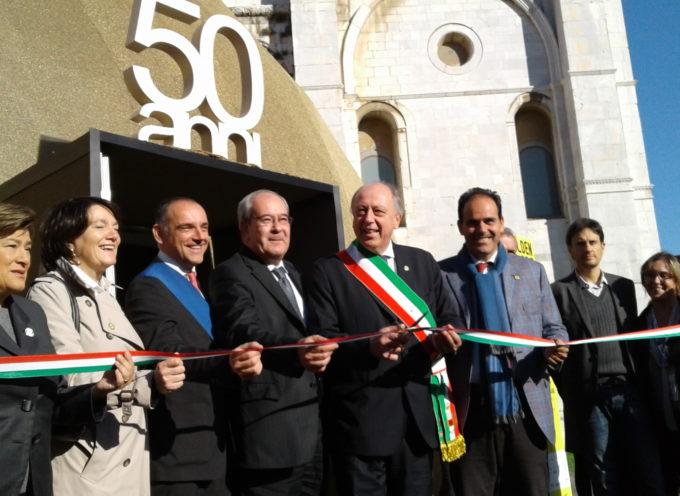 GOLD… inaugurato il festival con taglio del nastro nel segno dei 50 anni