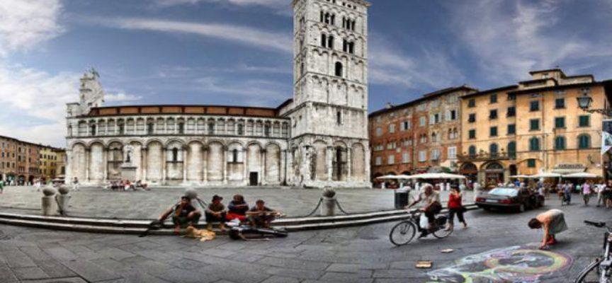 LUCCA – Sosta per i residenti del centro storico nei giorni che precedono Lucca Comics & Games: cosa cambia