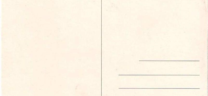 Ufficio postale australiano si scusa dopo che una cartolina indirizzata ad un italiano impiega 50 anni per arrivare