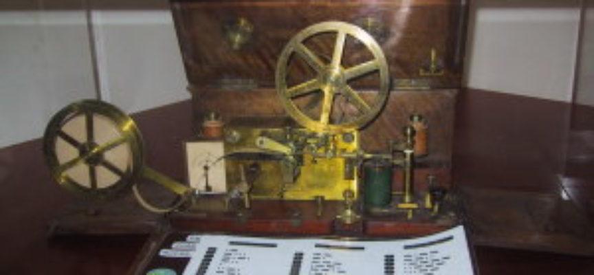 ACCADDE OGGI – 3 Ottobre 1837, brevetto dell'apparecchio di Morse