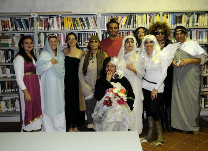 """Partecipazione e successo per """"BibliOlimpo"""" in Biblioteca a Seravezza"""