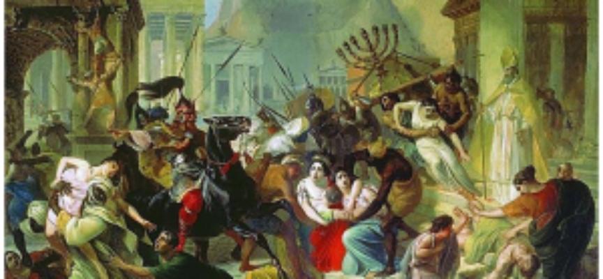 ACCADDE OGGI – 19 Ottobre 439, i Vandali conquistano Cartagine (poi saccheggeranno Roma!)