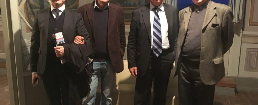 L'Addetto Scientifico e Tecnologico dell'Ambasciata d'Italia a Mosca in visita a Lucca