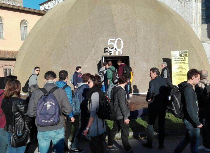 """L'ambulatorio di genere dell'ospedale San Luca a """"Lucca Comics"""""""