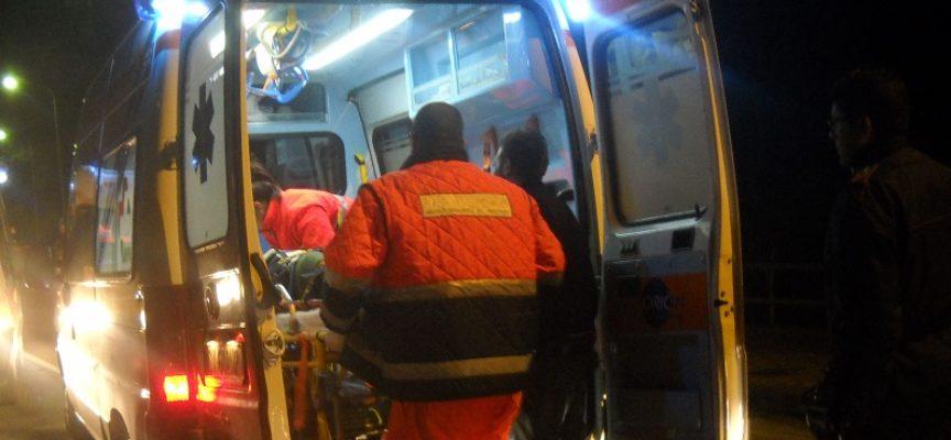 sono gravi le condizioni di salute del conducente  dopo lo schianto in autostrada di ieri sera