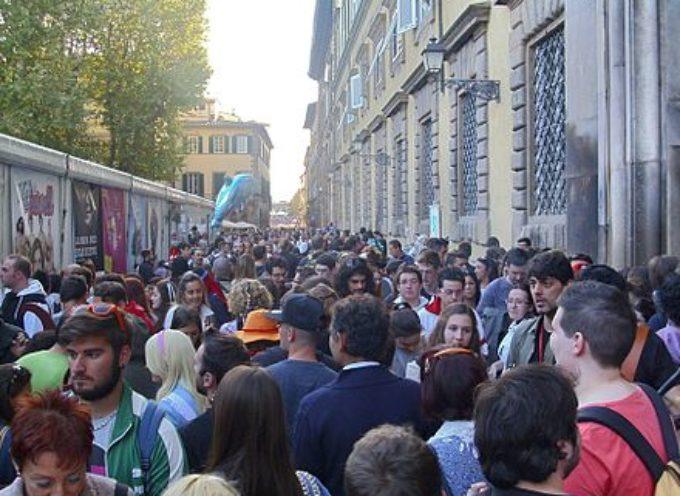 Colucci: Cinquantanni di Comics a Lucca, pregi e difetti.
