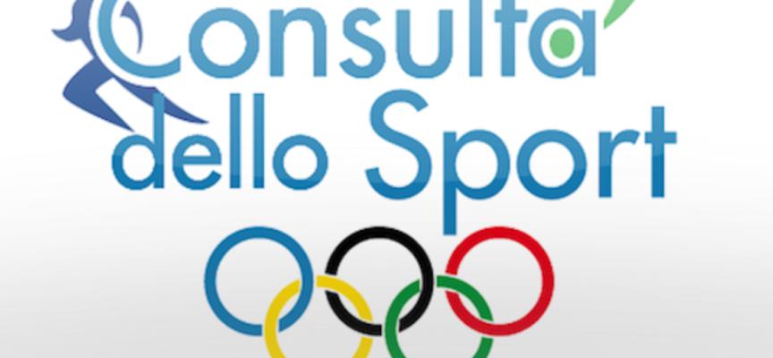 Consulta dello Sport: le domande per aderire all'Assemblea dovranno pervenire entro il 19 ottobre