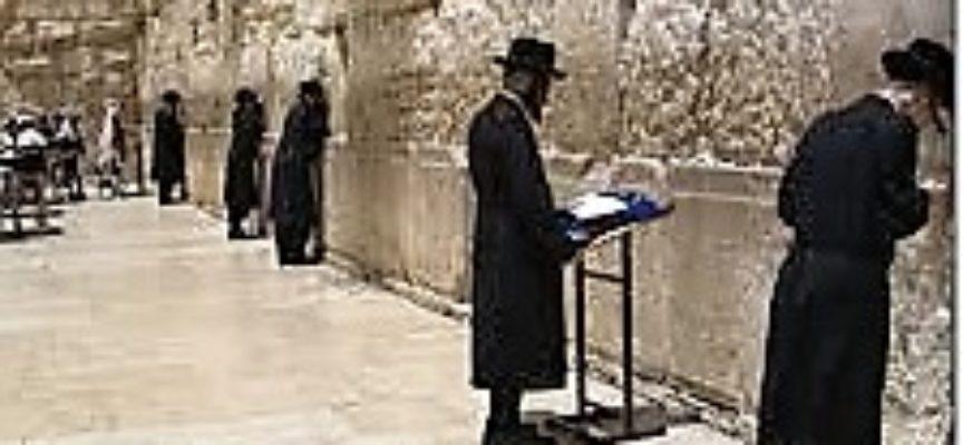 La persecuzione degli Ebrei non ha mai fine……vergogna del Governo Renzi