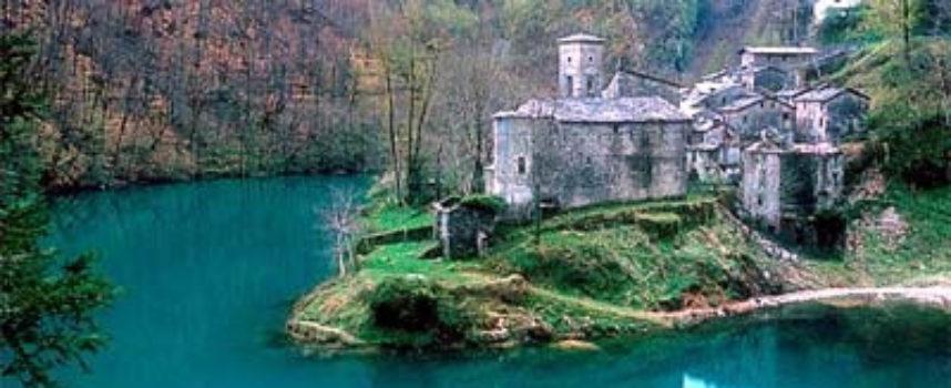 il mistero continua – Isola Santa, di nuovo bianca l'acqua del lago