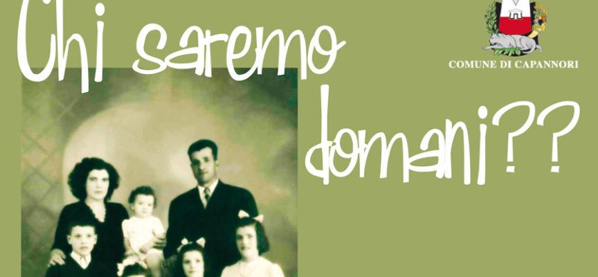 CHI SAREMO DOMANI? UNA FAMIGLIA DIVERSA DALL'ARCHIVIO DI IERI'.