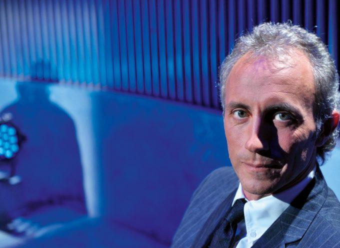 """Marco Travaglio a Castelnuovo G. il 28 Ottobre con lo spettacolo """"Perché  NO""""."""