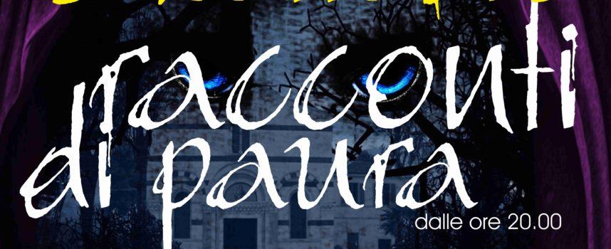 Spettacolo : Racconti di Paura il 31 ottobre a Villa Borbone