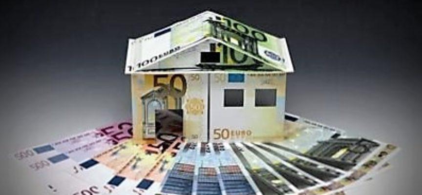 Mutui, aumenta richiesta da famiglie: +11,6%