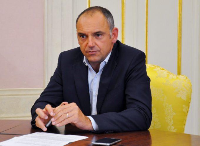 LUCCA SEDE FORUM UE ITINERARI CULTURALI 2017 – la soddisfazione del presidente Menesini
