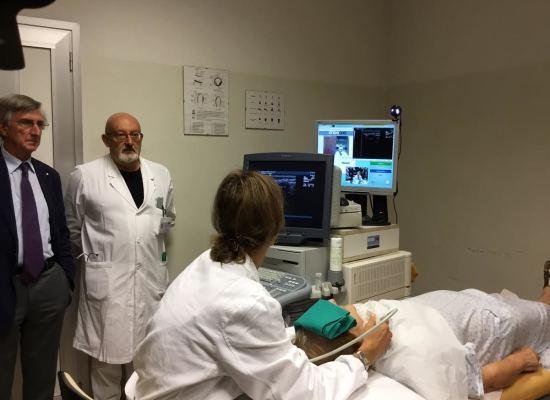 Ospedale di Barga: innovativo progetto di telemedicina con l'Università di Pisa