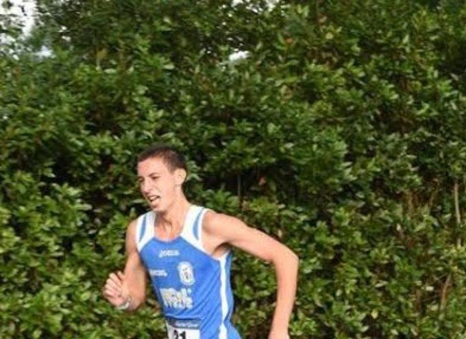 Emiliano Mazzei: la zampata del fuoriclasse al Miglio Pratese   Melania Raffaetà conquista il bronzo master di mezza maratona
