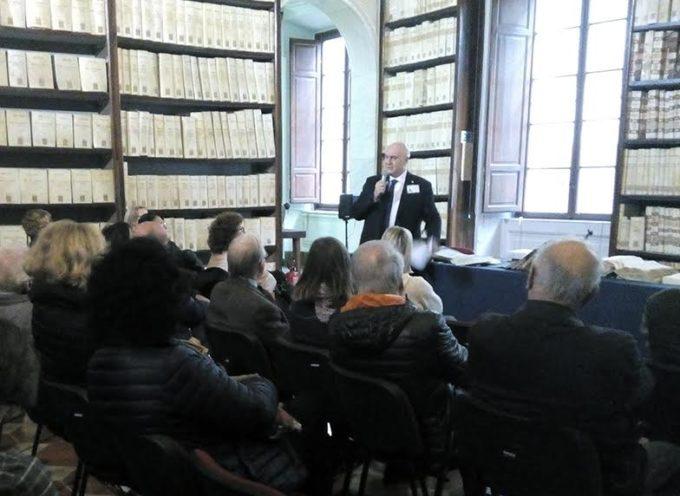 lucca – Incontri d'archivio: dagli archivi giudiziari e gentilizi alle genealogie delle famiglie lucchesi