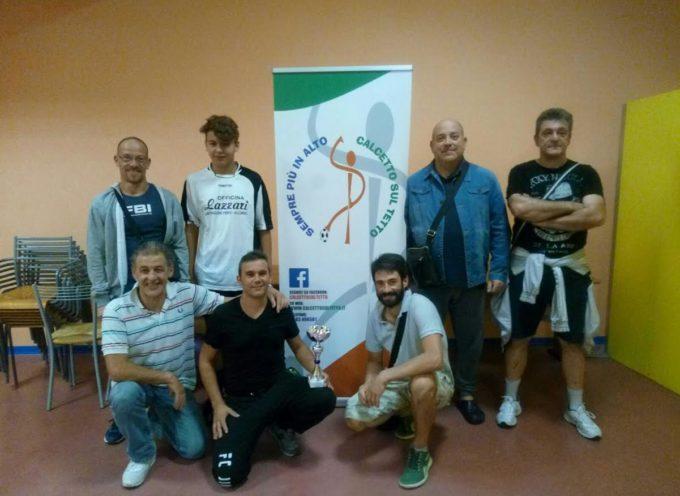 Aquilotti e Videonet vincono le finali del torneo estivo Marameo sul tetto a Mugnano