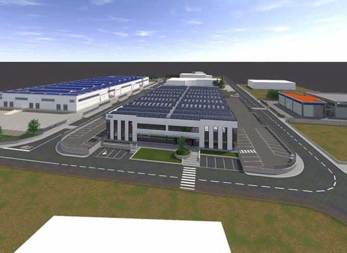 Nuovi stabilimenti Paper Converting Machine Company Italia  inaugurazione a Fornaci di Barga mercoledì 12 ottobre