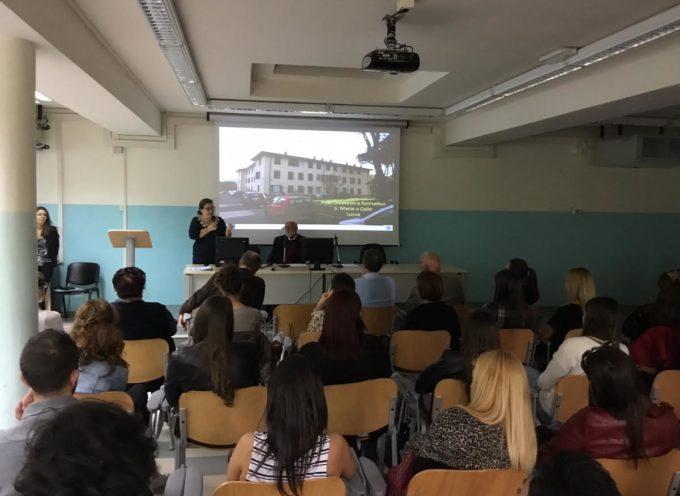 Maggiano: inaugurato l'anno accademico del corso di laurea in Infermieristica