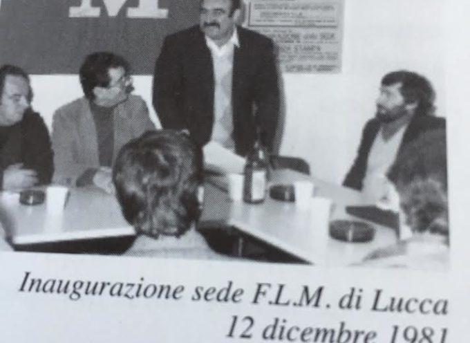 Lutto per la Fiom Cgil di Lucca