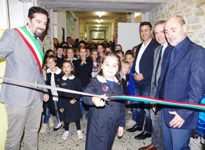 La scuola primaria di Piegaio si rinnova negli interni e nel progetto educativo