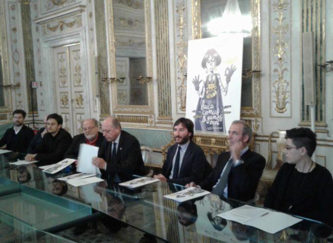 """Lucca Comics & Games 2016 Con l'inaugurazione delle mostre si apre l'edizione """"GOLD"""" che celebra il cinquantenario"""