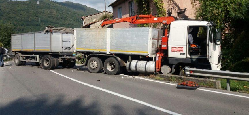 A Piaggione Occorrono provvedimenti per evitare incidenti stradali