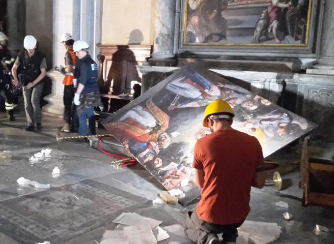 La Protezione Civile di Lucca ad Amatrice e altre zone terremotate del Centro Italia