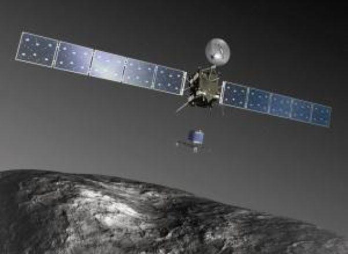 """accadde oggi – 12 Novembre 2014, l'umanità """"scende"""" su una stella cometa!"""