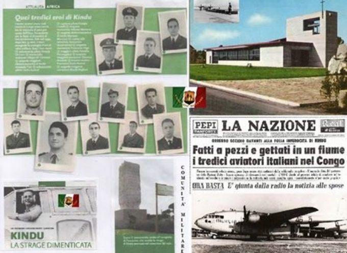 PER NON DIMENTICARE 11 NOVEMBRE 1961 R.I.P. KINDU, una tragedia italiana dimenticata